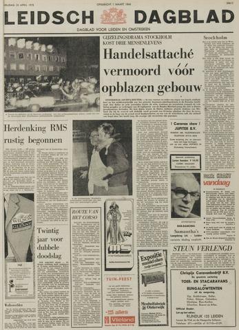Leidsch Dagblad 1975-04-25