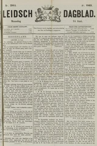 Leidsch Dagblad 1869-06-14