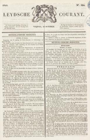 Leydse Courant 1846-10-16
