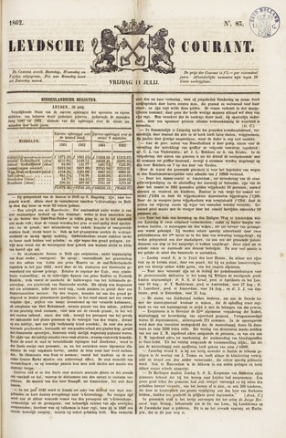 Leydse Courant 1862-07-11