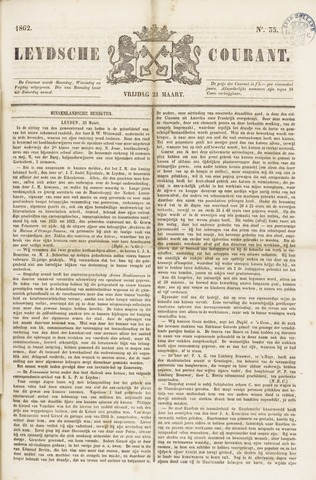Leydse Courant 1862-03-21