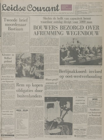 Leidse Courant 1971-09-04