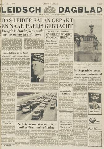Leidsch Dagblad 1962-04-21