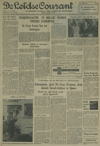 Leidse Courant 1960-12-29