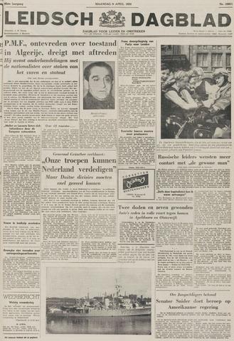 Leidsch Dagblad 1956-04-09