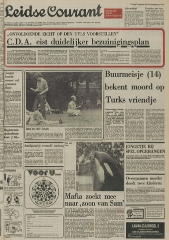 Leidse Courant 1977-08-05