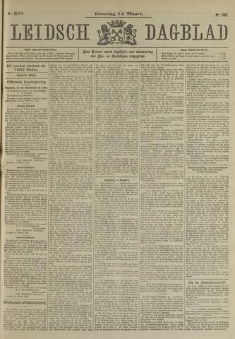 Leidsch Dagblad 1911-03-14