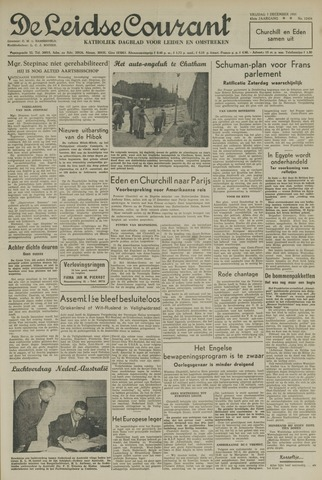 Leidse Courant 1951-12-07