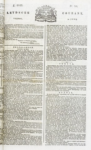 Leydse Courant 1843-06-30