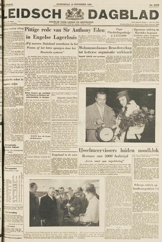 Leidsch Dagblad 1954-11-18
