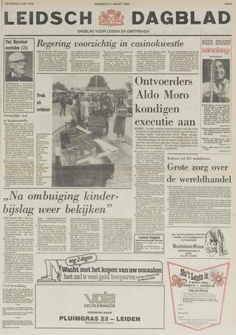 Leidsch Dagblad 1978-05-06