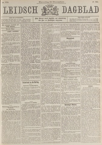 Leidsch Dagblad 1915-12-11