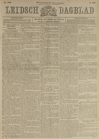Leidsch Dagblad 1907-11-13