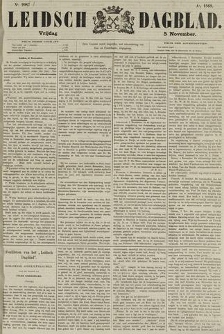 Leidsch Dagblad 1869-11-05