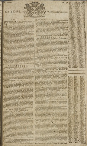 Leydse Courant 1772-07-29