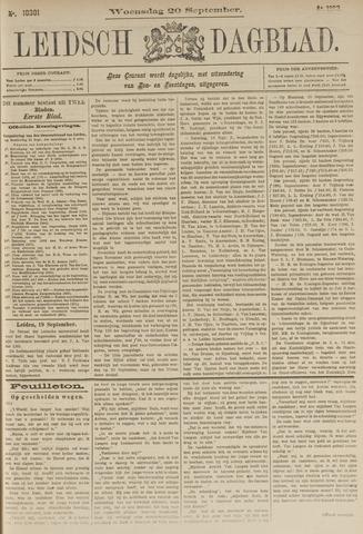 Leidsch Dagblad 1893-09-20