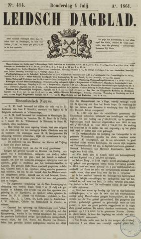 Leidsch Dagblad 1861-07-04