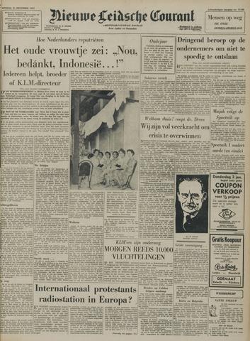Nieuwe Leidsche Courant 1957-12-31