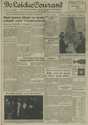 Leidse Courant 1958-09-04