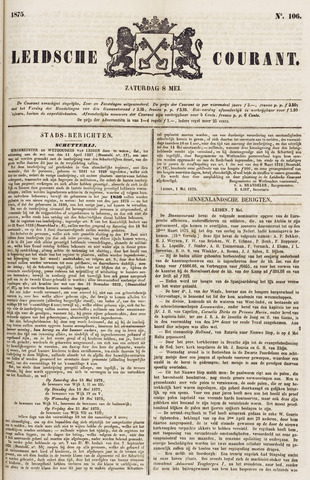 Leydse Courant 1875-05-08