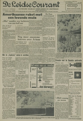 Leidse Courant 1958-07-10