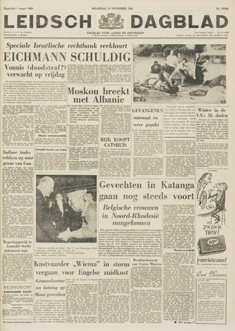Leidsch Dagblad 1961-12-11
