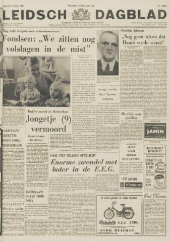Leidsch Dagblad 1967-02-03