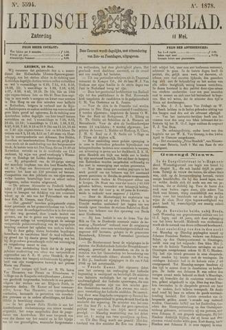 Leidsch Dagblad 1878-05-11