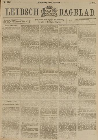 Leidsch Dagblad 1902-10-28