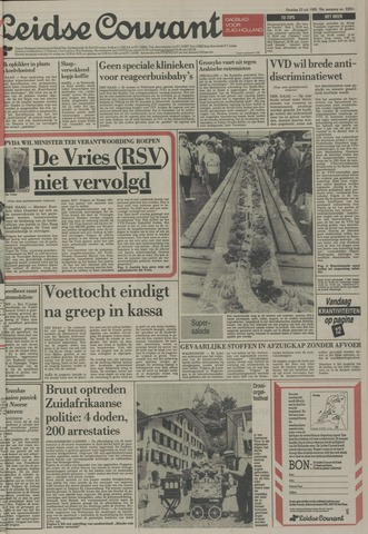 Leidse Courant 1985-07-23