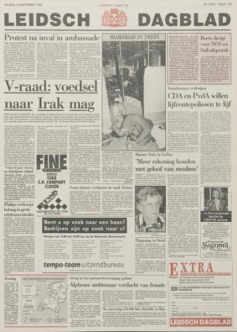 Leidsch Dagblad 1990-09-14