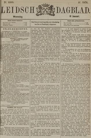 Leidsch Dagblad 1876-01-19