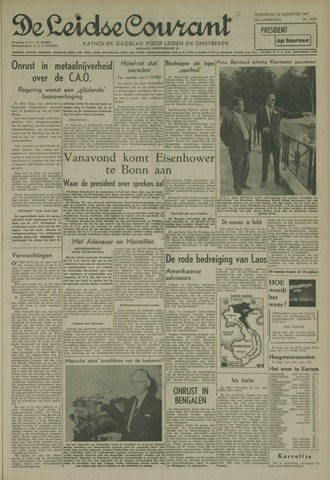 Leidse Courant 1959-08-26