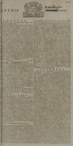 Leydse Courant 1722-07-08