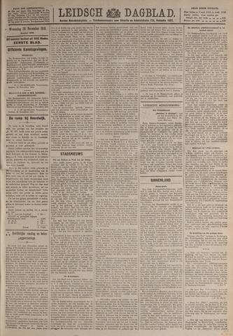 Leidsch Dagblad 1919-11-26