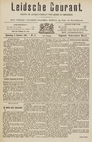 Leydse Courant 1887-01-08