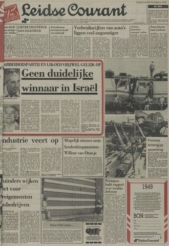 Leidse Courant 1984-07-24