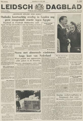 Leidsch Dagblad 1956-07-30