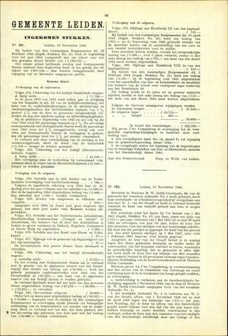 Handelingen van de Raad 1946-11-18