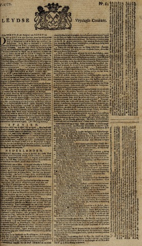 Leydse Courant 1777-05-23