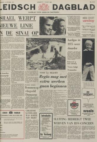 Leidsch Dagblad 1973-10-10