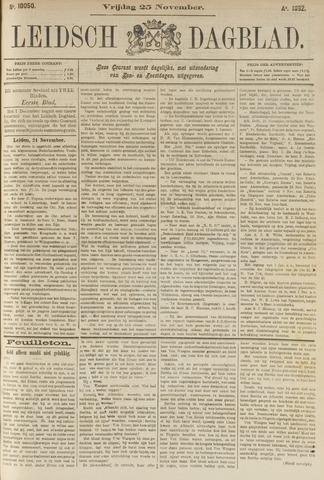 Leidsch Dagblad 1892-11-25
