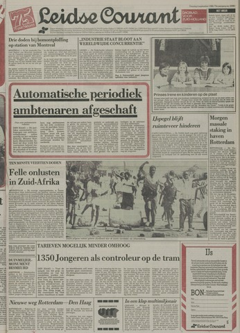 Leidse Courant 1984-09-04