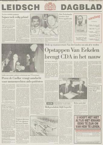 Leidsch Dagblad 1988-09-07