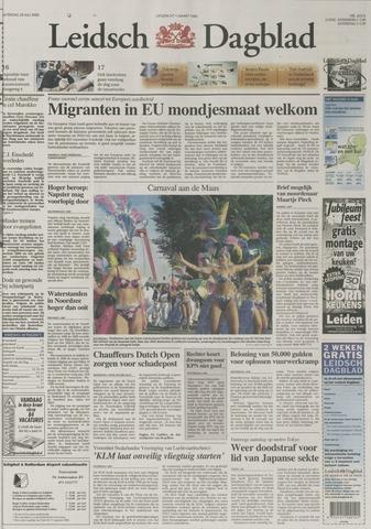 Leidsch Dagblad 2000-07-29