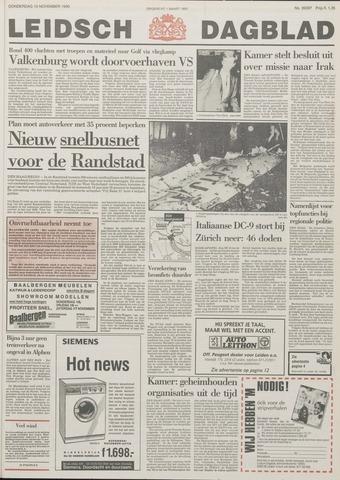 Leidsch Dagblad 1990-11-15