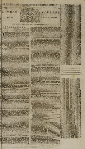 Leydse Courant 1795-01-30