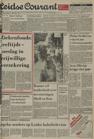 Leidse Courant 1981-11-11
