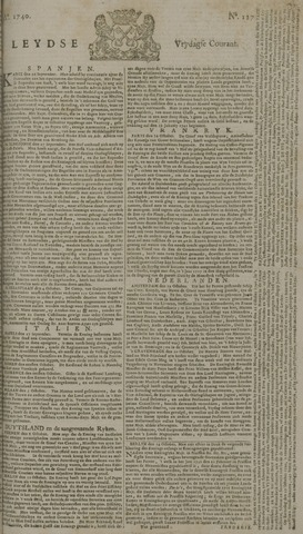 Leydse Courant 1740-10-21