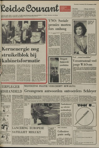 Leidse Courant 1977-09-14